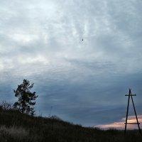 Про осень, небо и закат... :: Александр Резуненко