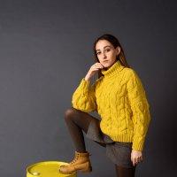 Цвет настроения желтый :: Виктор Зенин