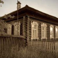 Старый дом :: Marina Pelymskaya