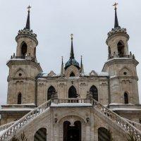 Церковь в Быково :: jenia77 Миронюк Женя