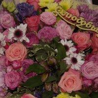 Желаю всем друзья,идти по жизни с любовью! :: Нина Андронова
