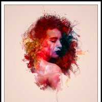портрет из краски :: Евгений Дворецкий