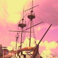Корабль Петра Великого :: Дмитрий Никитин