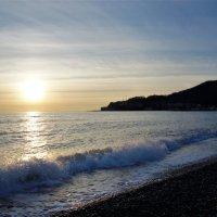 Вечернее время у моря :: Виктория Попова