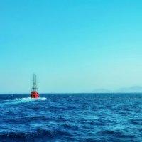 Моря синь.... :: Юрий Гординский