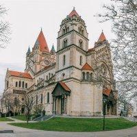 Franz-von-Assisi-Kirche :: Алексей Савченко