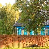 Летний вечер в деревне :: Татьяна Ломтева
