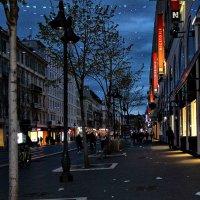 Ночные огни Ниццы :: Nina Karyuk