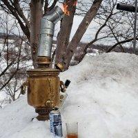 Про зимне-дачные напитки... :: Александр Резуненко