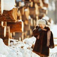 Морозное утро. :: inna15 Белевцева
