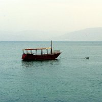 флот Галилейского моря :: Александр Корчемный