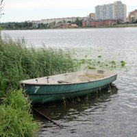 Город рядом :: Вера Щукина