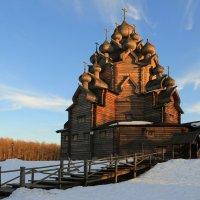 Церковь Покрова Пресвятой Богородицы :: skijumper Иванов