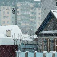 Контрасты большого города. :: ЛЮБОВЬ ВИТТ