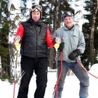 Лыжники :: Радмир Арсеньев