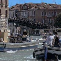 Venezia. Il Canal Grande di fronte al Ponte Dell Accademia. :: Игорь Олегович Кравченко