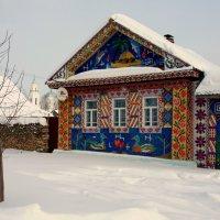 Среди зимы кусочек волшебства... :: Нэля Лысенко