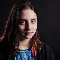 Чудесная Настя :: Nika Polskaya