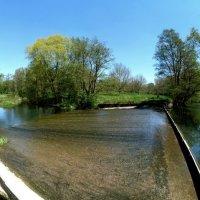 Вода для мельницы :: Heinz Thorns