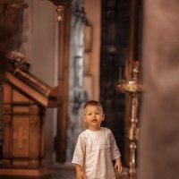 Крещение Платона :: Ирина Ушакова
