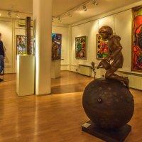 Музей Мастерская Церетелли :: юрий поляков
