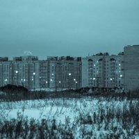 Дома в пустоши :: Павел C