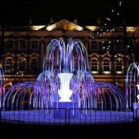 Новогодний Санкт-Петербург :: Елена Кейнянен
