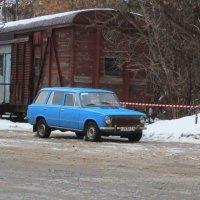 ВАЗ 2102 :: Сергей Уткин