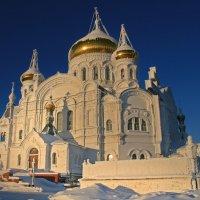 Зима на Белой горе :: Галина Ильясова