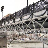 Патриарший Пешеходный Мост :: Елена (ЛенаРа)