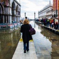 Венеция. Высокая вода. :: Олег Oleg