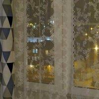 Ночной город за окном :: Татьяна Смоляниченко