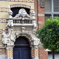 Антверпен. Прогулка по улице Cogels-Osylei и ее окрестностям :: Надежда Лаптева