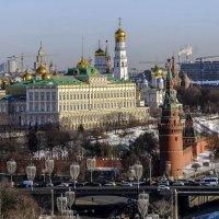 Московский Кремль :: Георгий А