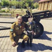 С Днем Защитника Отечества дорогие друзья! :: Мади Кадырханов