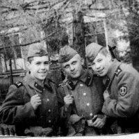 Армейская юность...    1972 - 1974 :: Михаил Болдырев