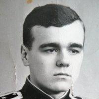 автопортрет :: Владимир Холодницкий