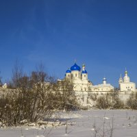Зима в Боголюбово :: Сергей Цветков