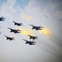 С днём защитника Отечества... Happy defender of the Fatherland... :: Сергей Леонтьев