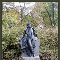 Пушкин в Пушкине :: vadim