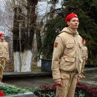 Почётный караул. :: Дмитрий