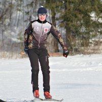 Первенство России по биатлону.22 февраля. :: Ольга Митрофанова