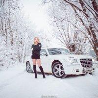 Зимние красотки :: Мария Кудрина
