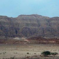 Горы в пустыне. :: ТаБу