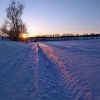 Про день вчерашний и закат... :: Александр Резуненко