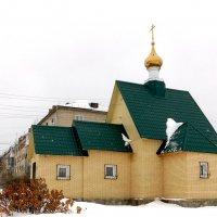 поселковая церковка :: Наталья Пендюк Пендюк