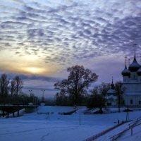 Зим ярославских снежная краса-16 :: Юрий Велицкий