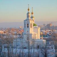Вознесенская церковь. Тюмень :: Алексей Сметкин