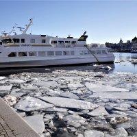 И лёд и солнце Стокгольма :: Alm Lana