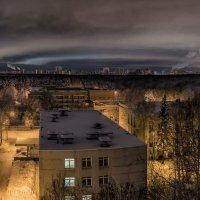 Вечерние облака :: Виталий Авакян